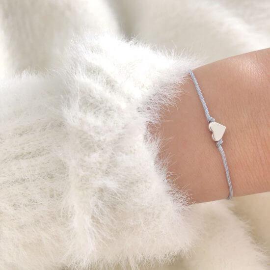 Armband Herz Silber