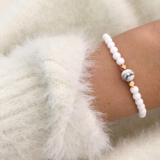 Armband Marble