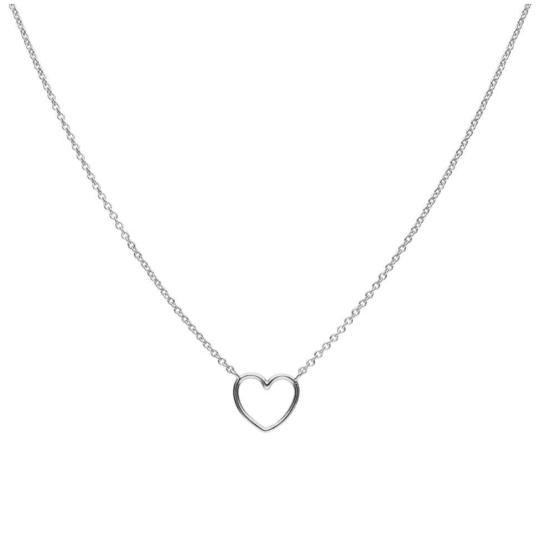 Sweet Heart Halskette 925er Silber