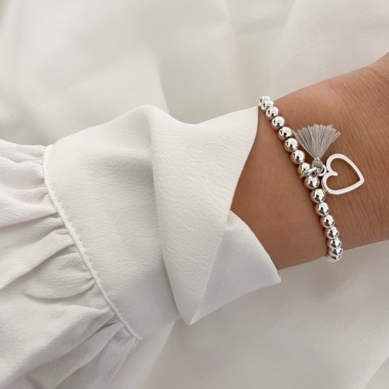 Armband Herzilein