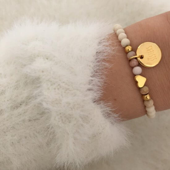 Armband Sisters Gold
