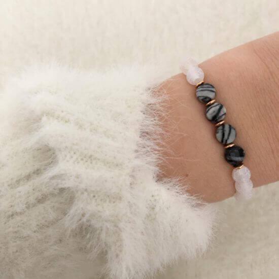 Armband Blacky