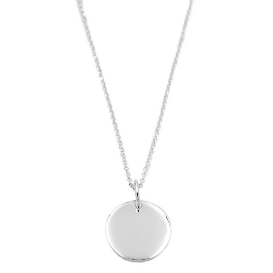 Gravur Halskette 925 Silber