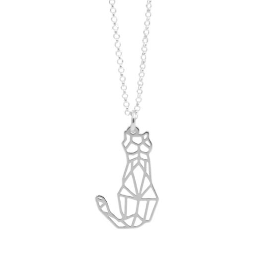 Halskette Hufeisen 925 Silber