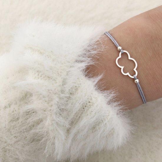 Armband Wolke 925 Silber