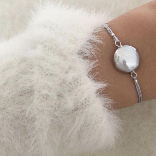 Armband Pearl Silber