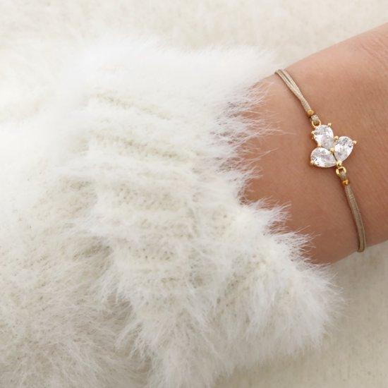 Armband Leaf Gold