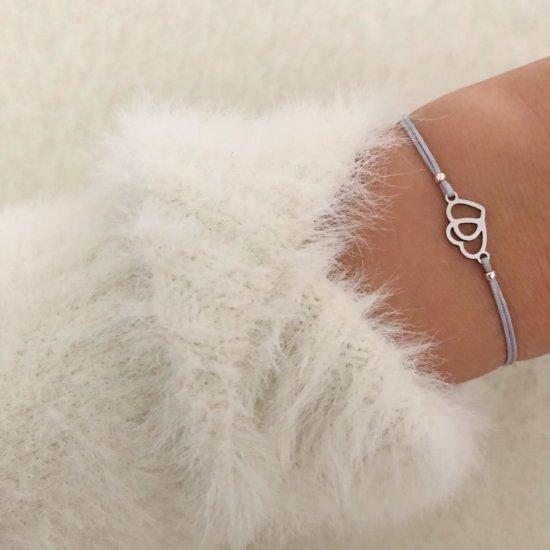 Armband Hearts Silber