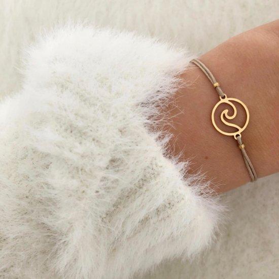 Armband Wave Gold
