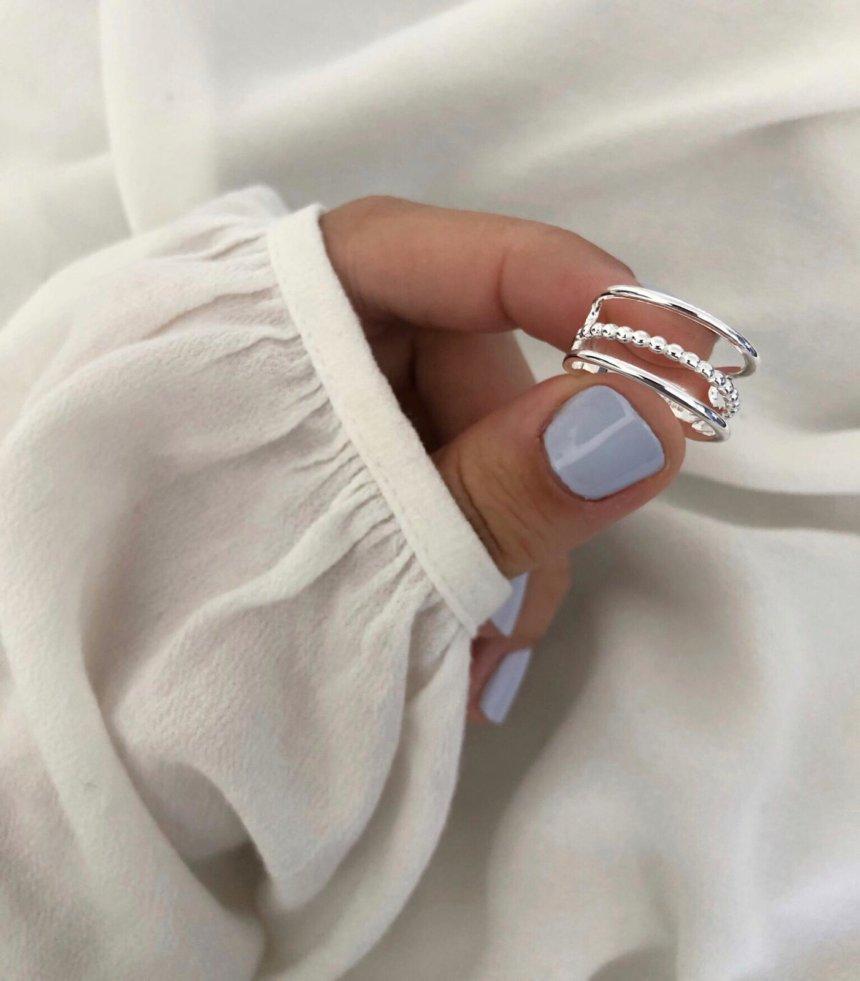 Ring Memory 925 Silber