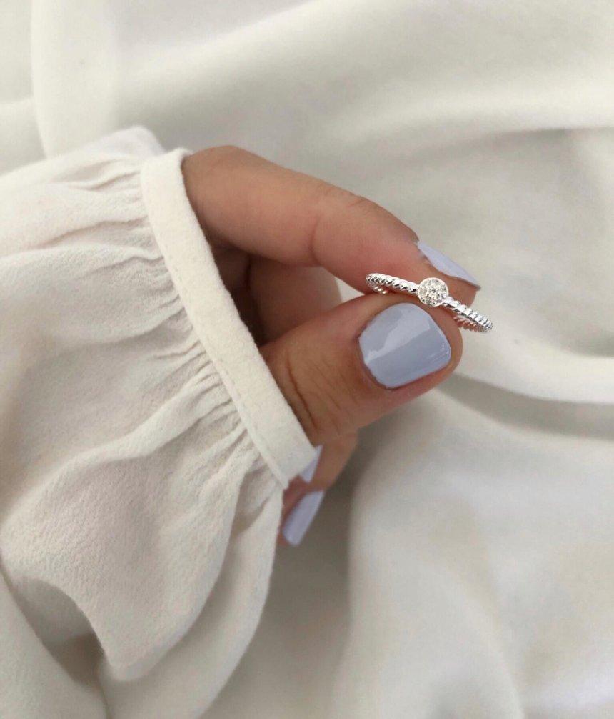 Ring Sparkling 925 Silber