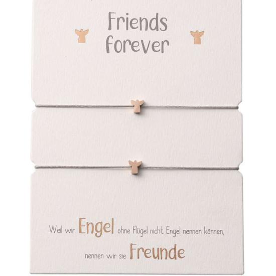 Freundschatsarmbänder Set Angel