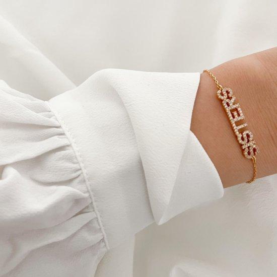 Armband Sister Gold