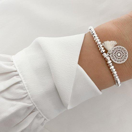 Armband Boho Silber
