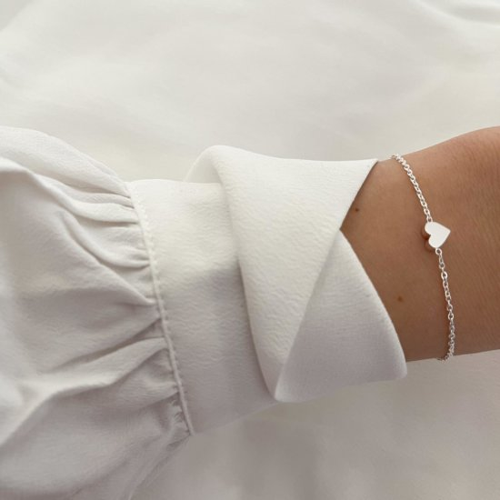 Armband Only for you Silber