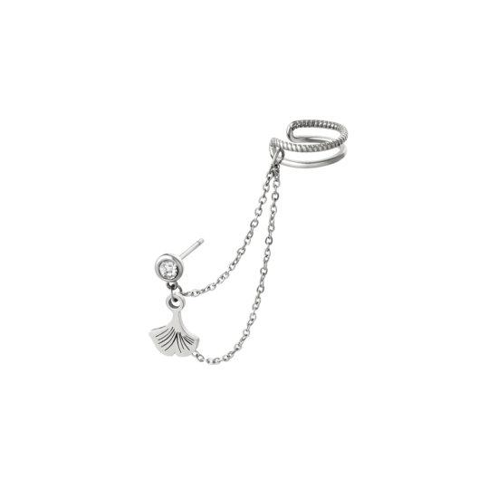 Earcuff Beauty Silber