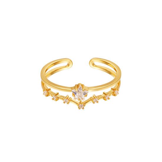Ring Bightest Star Gold