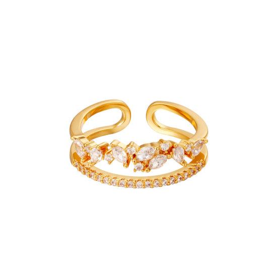 Ring Romantic Gold